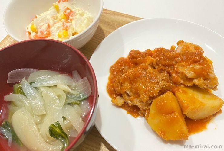 【体験談】宅配で届く「わんまいる」の冷凍お惣菜を試してみた-12